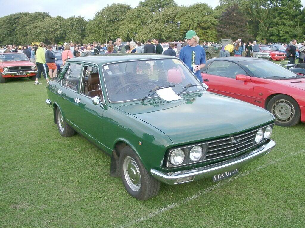 Fiat 132GL