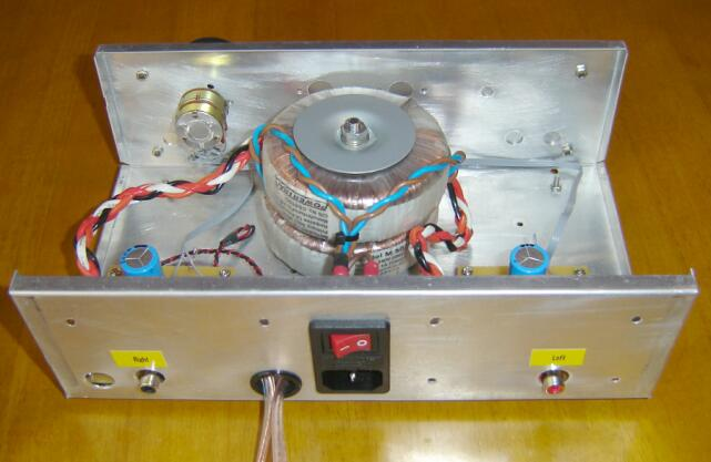 LM1875 integrated amplifier - April 2005